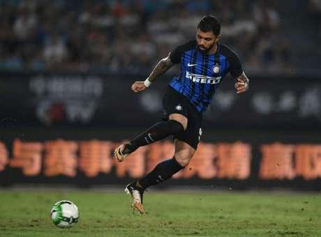 Gabigol teve passagem ruim na Europa (Foto: Divulgação/Inter de Milão)