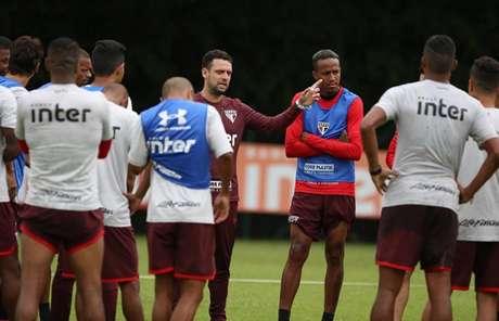 São Paulo segue se preparando para estreia no Campeonato Paulista, no dia 17 (Rubens Chiri/saopaulofc.net)
