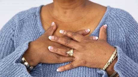 Segundo a Fundação Britânica do Coração, infartos são frequentemente vistos erroneamente como um problema masculino