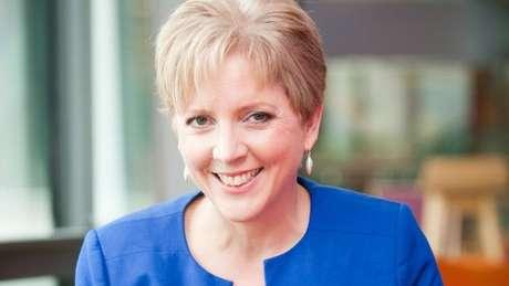 Carrie Gracie era editora da BBC para a China e ficava baseada em Pequim