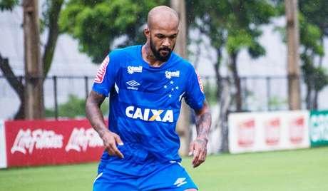 Bruno Silva foi personagem de longa novela envolvendo o ex-clube e o atual (Foto: Bruno Haddad / Cruzeiro)