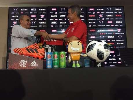 Rueda recebe nova oferta do Chile e fica perto de deixar o Fla — Jornal