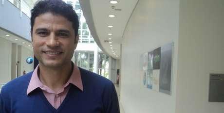 William Machado, ex-SporTV foi contratado pelo Santos como gerente técnico (Foto: Reprodução/SporTV)