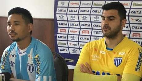 Avaí anuncia Thiago Cametá, quinta contratação para temporada 2018