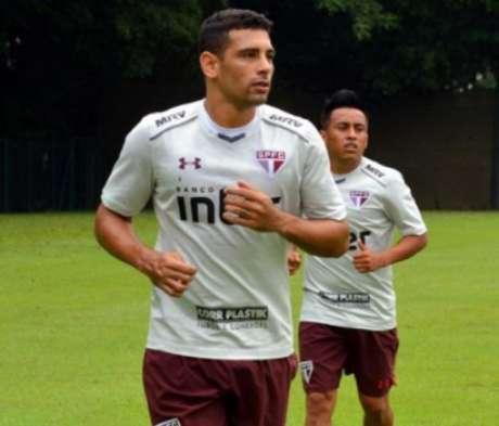 Diego Souza e Cueva - São Paulo