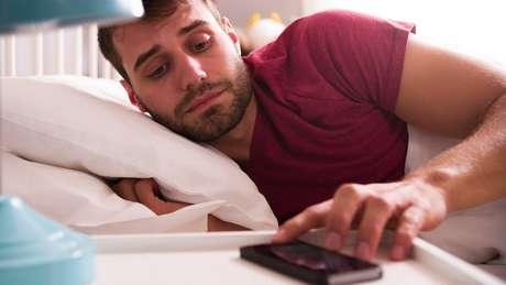 Seu telefone celular também coleta informações sobre o horário que você dorme