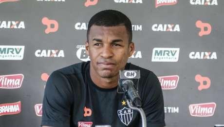 Erazo será emprestado pelo Atlético-MG até o fim do ano ao Cruz-Maltino (Foto: Bruno Cantini / Atlético-MG)