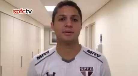 (Imagem: Reprodução/São Paulo)