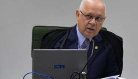 Teori Zavascki morreu há um ano na queda de um avião em Paraty (Arquivo/Agência Brasil)