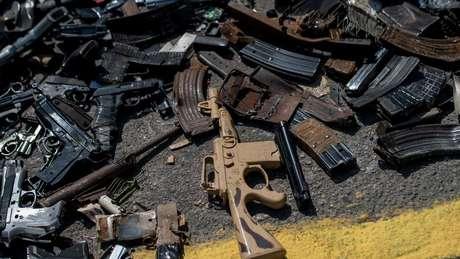 Rio vive uma grave crise fiscal e vê a escalada da violência