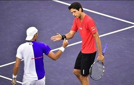O tenista brasileiro Marcelo Melo, que ainda não confirmou presença, é líder mundial do ranking de duplas.