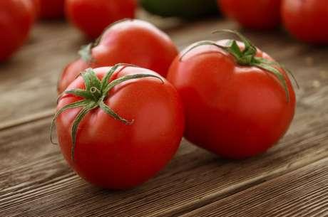 Tomates: ricos em licopeno
