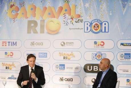 Prefeitura do Rio quer tropas federais na cidade durante carnaval