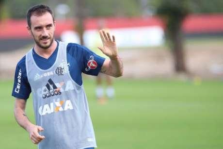 Mancuello foi vendido ao Flamengo