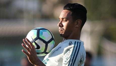 Antônio Carlos pode ser uma novidade no time titular do Palmeiras - FOTO: Cesar Greco/Palmeiras