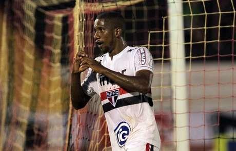 Toró fez os dois gols da classificação do São Paulo para a terceira fase da Copinha (Célio Messias/saopaulofc.net)