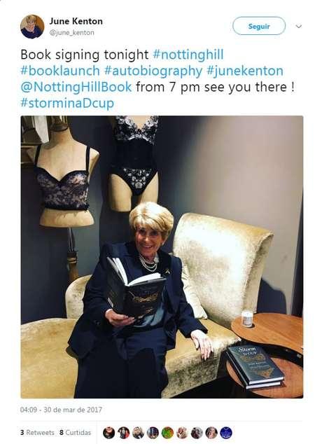 June Kenton