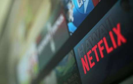 Logo do Netflix em ilustração 18/01/2017 REUTERS/Mike Blake