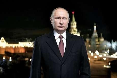Presidente russo, Vladmir Putin em Moscou, Rússia 31/12/2017  Sputnik/Alexei Nikolsky/Kremlin via REUTERS