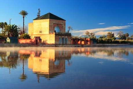 Jardim de Menara, Marrakesh