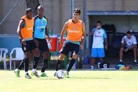 Rafael Thyere - Grêmio (Foto: Lucas Uebel/Grêmio)