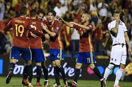 Espanha está no Grupo B ao lado de Portugal, Irã e Marrocos (Foto: Jose Jordan / AFP)