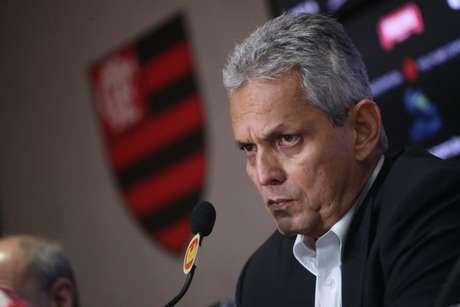 Rueda deixou o Fla no início de 2018 (Foto: Gilvan de Souza/Flamengo)