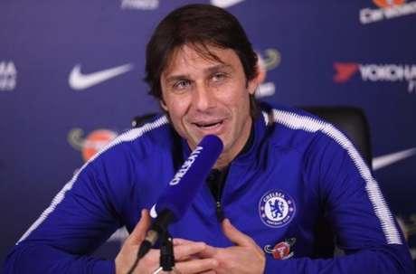 Conte chegou ao Chelsea na última temporada (Foto: Divulgação)