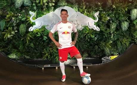 Homem de referência no Red Bull, Rodrigo Andrade fala de expectativa para o início do Paulista (Foto: Divulgação)