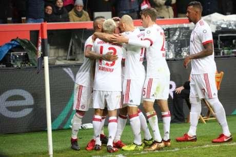 Bayer Leverkusen x Bayern