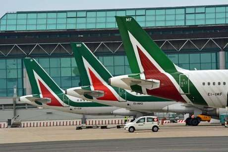 Alitalia foi colocada à venda pelo governo italiano