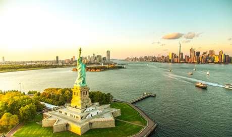 Nova York, nos Estados Unidos