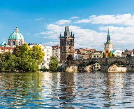 Cidade de Praga, Charles Bridge na República Tcheca