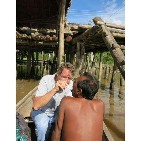 Faltam medicamentos para tratar a doença e material para detectar o vírus   Foto: Jacobus de Waard