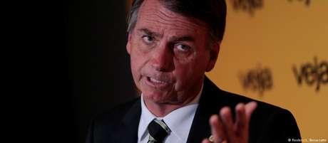Jair Bolsonaro é pré-candidato à presidência do Brasil