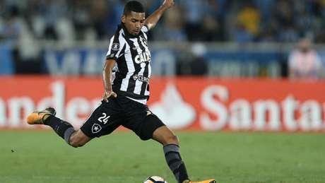 Matheus Fernandes viveu uma verdadeira gangorra de emoções no ano passado (Vitor Silva/SSPress/Botafogo)