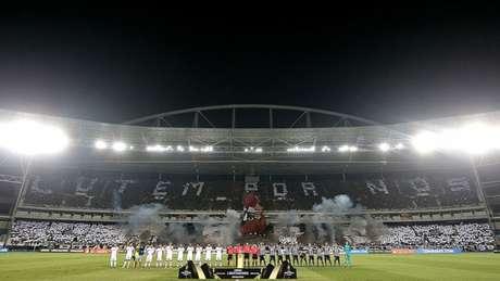 Torcida botafoguense foi um espetáculo à parte na Copa Libertadores do ano passado (Vitor Silva/SSPress/Botafogo)