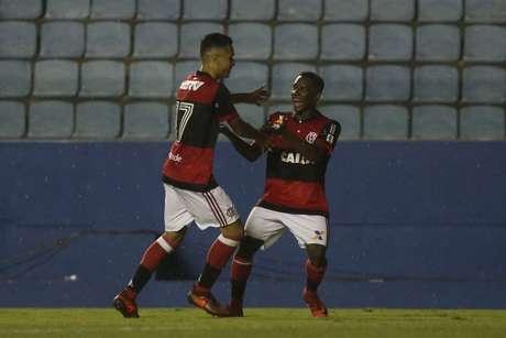 Flamengo vence e está garantido na terceira fase da Copa São Paulo de Futebol (Foto: Divulgação)