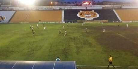Peixe vence o Figueirense em Novo Horizonte e se classifica para as oitavas da Copinha (Foto: Divulgação)