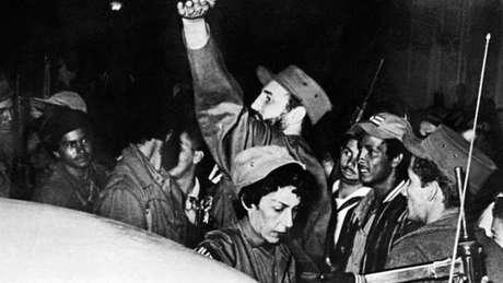 Os rebeldes ganharam a batalha contra Batista em 1º de janeiro de 1959