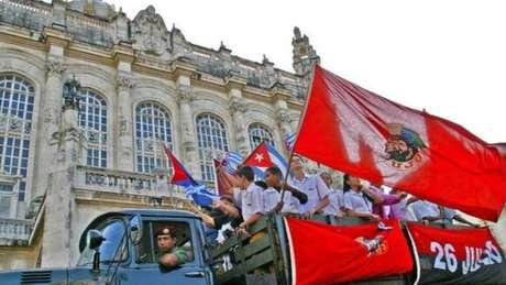 Urrutia foi o primeiro presidente após a revolução a ocupar o Palácio Presidencial de Cuba