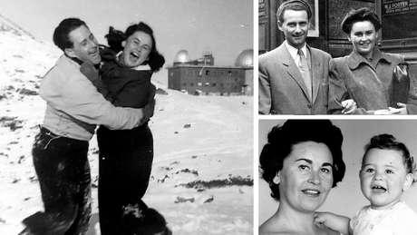 Depois de casados, eles fugiram da Tchecoslováquia e foram parar na Austrália   Foto: Heather Morris/Gary Sokolov