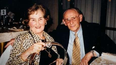 Detalhes da vida de Sokolov só foram revelados por ele depois da morte da mulher, Gita, em 2003 | Foto: Heather Morris/Gary Sokolov