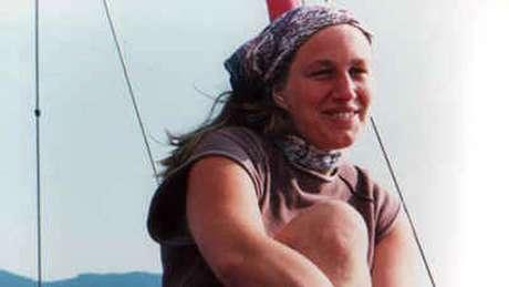 Polly Kitzinger em 1976