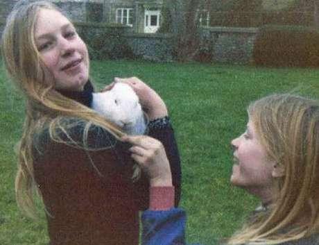 Polly (esquerda) com Jenny em 1973 | Foto: Tess Kitzinger