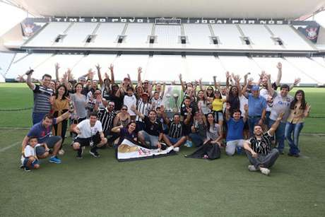 Tour na Arena Corinthians tem promoções para celebrar data (Foto: Divulgação)