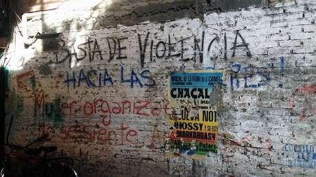 Favela é alvo até hoje de disputas entre traficantes de drogas | Foto: Amanda Maia