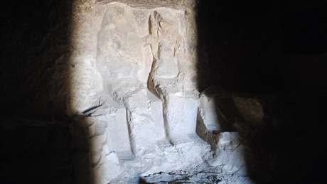 A tumba estudada foi construída durante o reinado de Tutmés III | Foto: Divulgação