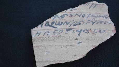Projeto é centrado na conservação da tumba e dos objetos encontrados | Foto: Divulgação