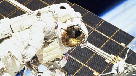Experiência é reveladora, afirmam os astronautas | Foto: Nasa